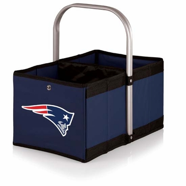 New England Patriots Urban Picnic Basket (Navy)