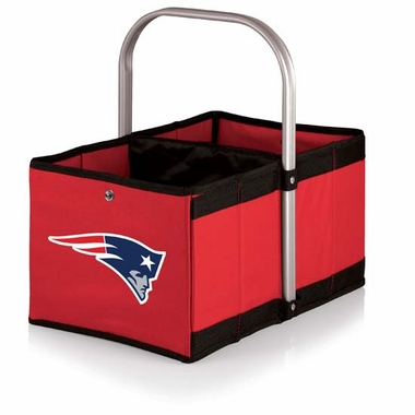 New England Patriots Urban Picnic Basket (Red)