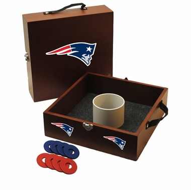 New England Patriots Washer Toss Game