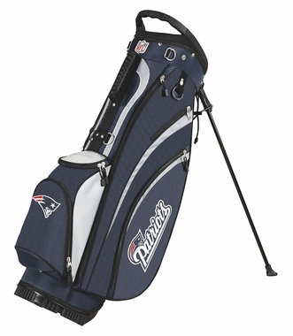 New England Patriots Golf Carry Bag
