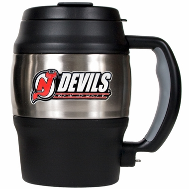New Jersey Devils Heavy Duty Insulated Mug