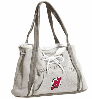 New Jersey Devils Property of Hoody Purse