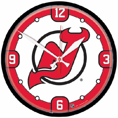 New Jersey Devils Wall Clock