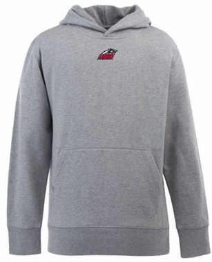 New Mexico YOUTH Boys Signature Hooded Sweatshirt (Color: Silver)