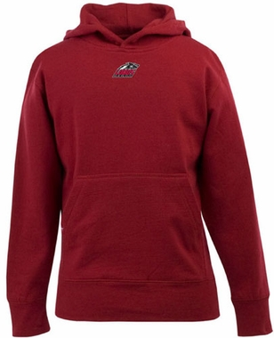 New Mexico YOUTH Boys Signature Hooded Sweatshirt (Color: Red)