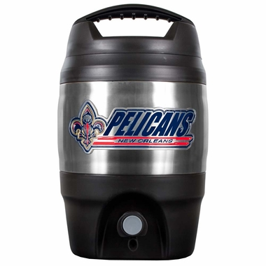 New Orleans Pelicans 1 Gallon Tailgate Jug