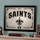 New Orleans Saints Wall Decorations