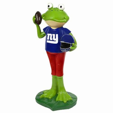 New York Giants 12 Inch Frog Player Figurine