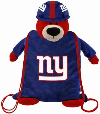 New York Giants Back Pack Pal