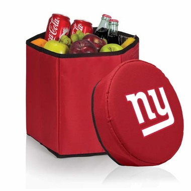 New York Giants Bongo Cooler / Seat (Red)