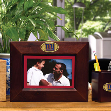 New York Giants BROWN Landscape Picture Frame