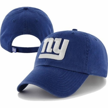 New York Giants Cleanup Adjustable Hat