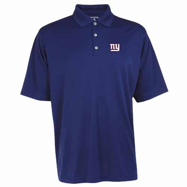 New York Giants Mens Exceed Polo (Color: Royal)