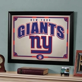 New York Giants Wall Decorations