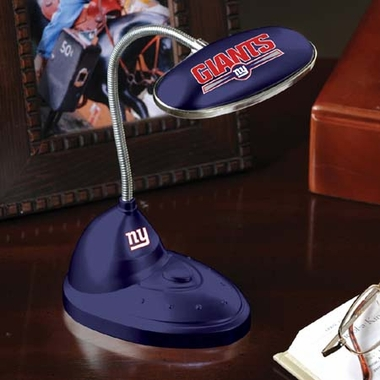 New York Giants Mini LED Desk Lamp