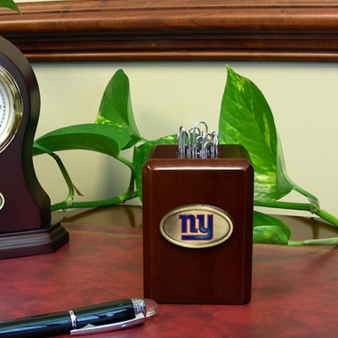 New York Giants Paper Clip Holder