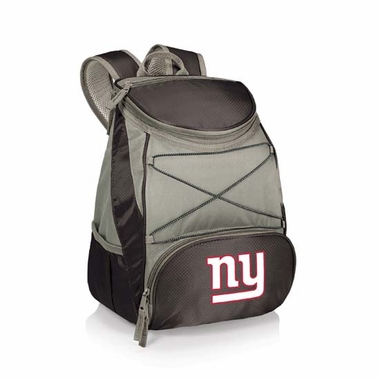 New York Giants PTX Backpack Cooler (Black)