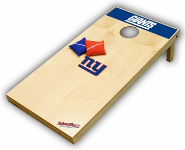 New York Giants Regulation Size (XL) Tailgate Toss Beanbag Game