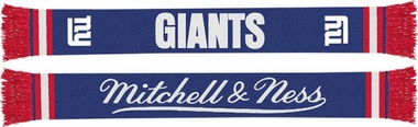 New York Giants Vintage Team Premium Scarf