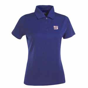 New York Giants Womens Exceed Polo (Color: Royal) - Medium