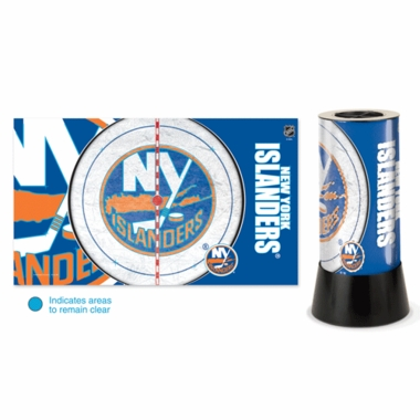 New York Islanders Rotating Lamp