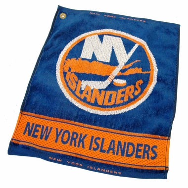 New York Islanders Woven Golf Towel