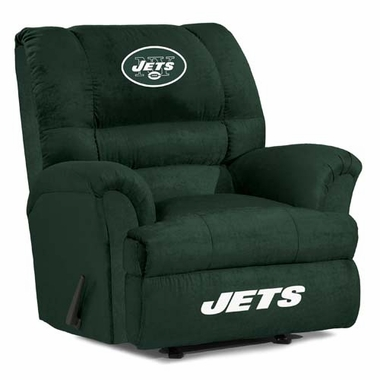 New York Jets Big Daddy Recliner
