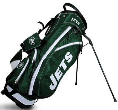 New York Jets Fairway Stand Bag