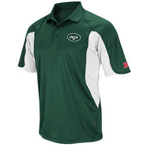 New York Jets Field Classic IV Performance Polo - Large