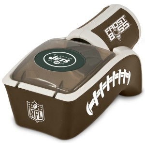 New York Jets Frost Boss Can Cooler