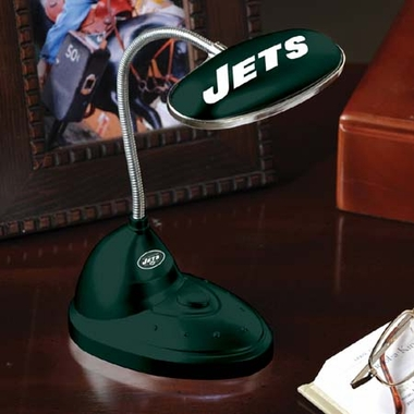 New York Jets Mini LED Desk Lamp