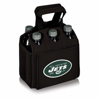 New York Jets Six Pack (Black)