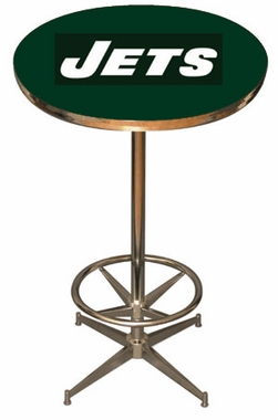 New York Jets Team Pub Table