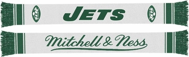 New York Jets Vintage Team Premium Scarf