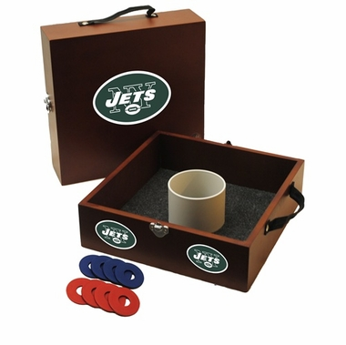 New York Jets Washer Toss Game