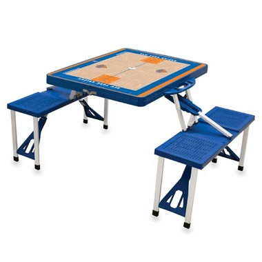 New York Knicks Picnic Table Sport (Blue)