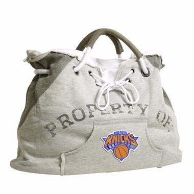 New York Knicks Property of Hoody Tote