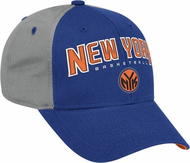 New York Knicks Structured Adjustable Hat