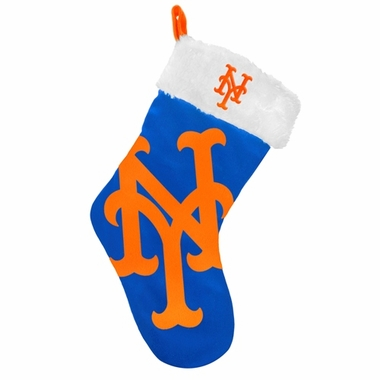 New York Mets 2012 Big Logo Plush Stocking