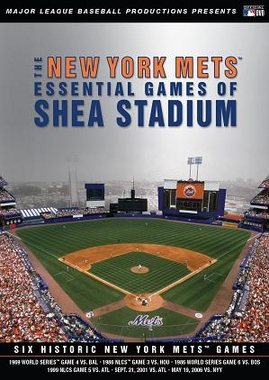 New York Mets: Essential Games of Shea Collector's Edition DVD Set
