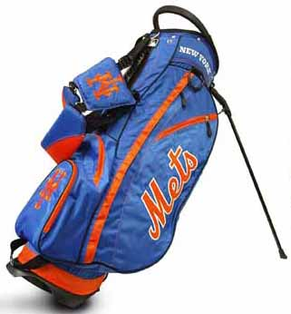 New York Mets Fairway Stand Bag