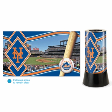 New York Mets Rotating Lamp