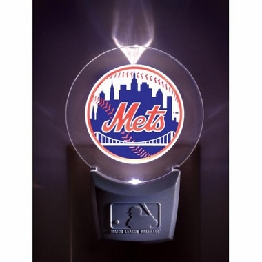 New York Mets Set of 2 Nightlights