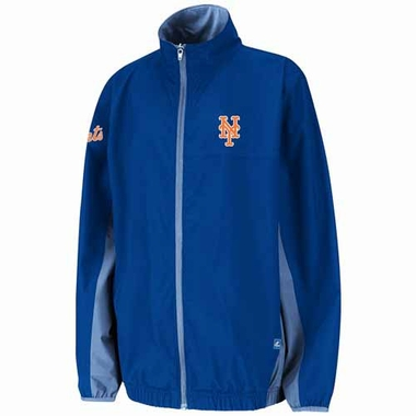 New York Mets Springtide Full Zip Lightweight Water Resistant Jacket