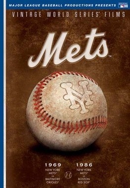 New York Mets Vintage World Series Films DVD