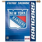 New York Rangers Flags & Outdoors
