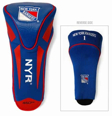 New York Rangers Apex Driver Headcover