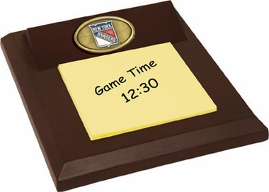 New York Rangers Memo Pad Holder