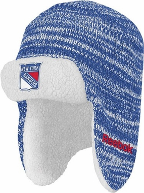 New York Rangers Trooper Knit Hat