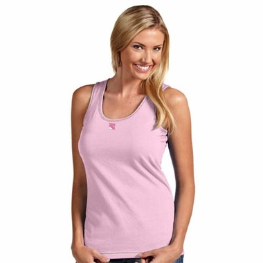 New York Rangers Womens Sport Tank Top (Color: Pink)